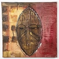 Afrikaans schilderij