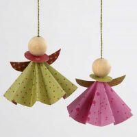 Engelen van Vivi Gade origami papier