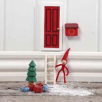 Een kabouterdeur - een december sprookje