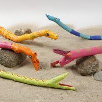 Van tak naar dier met Plus Color Markers