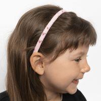 Haarband met patchwork